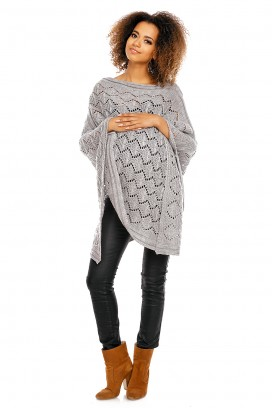 Tehotenský sveter model 94515 pb