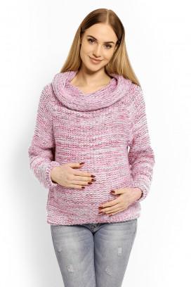 Tehotenský sveter model 113221 pB