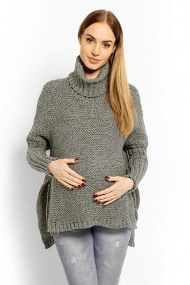 Tehotenský sveter model 113228 pB