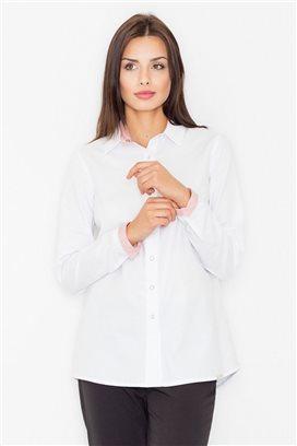 Košeľa s dlhým rukávom model 61520 fL