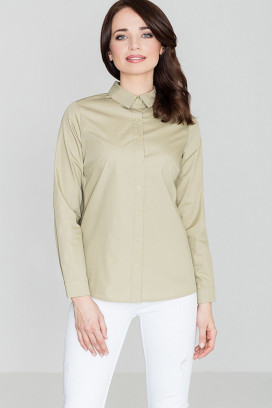Košeľa s dlhým rukávom model 119310 lf