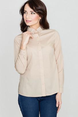 Košeľa s dlhým rukávom model 119311 lf