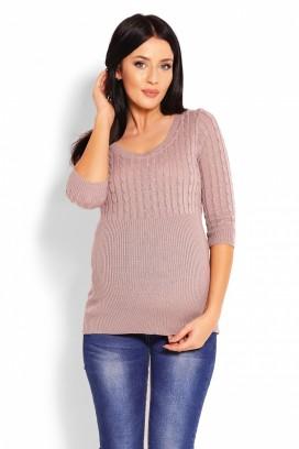 Tehotenský sveter model 123423 pB