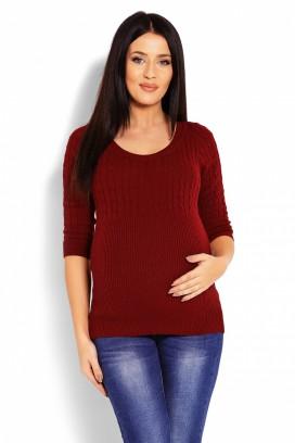 Tehotenský sveter model 123424 pB