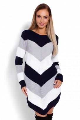 Dlhý sveter model 122915 pb