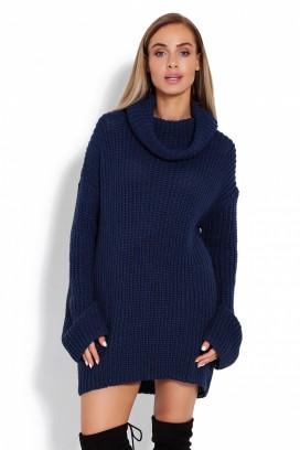 Dlhý sveter model 122930 pb