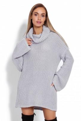Dlhý sveter model 122932 pb