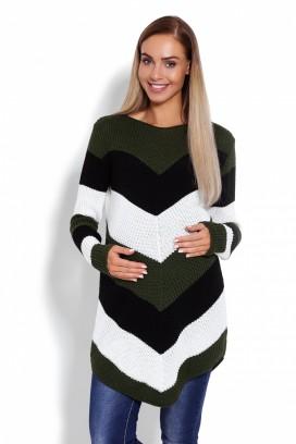 Tehotenský sveter model 122939 pB