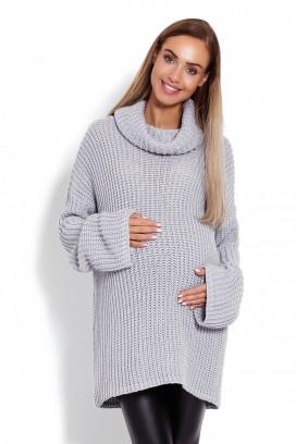 Tehotenský sveter model 122947 pB
