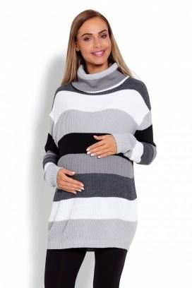 Tehotenský sveter model 123466 pB