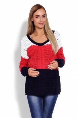 Tehotenský sveter model 123468 pB