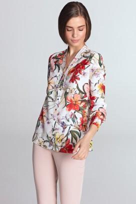 Košeľa s dlhým rukávom model 128183 NE
