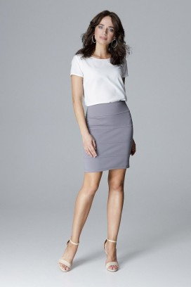 Krátka sukňa model 129012 lf