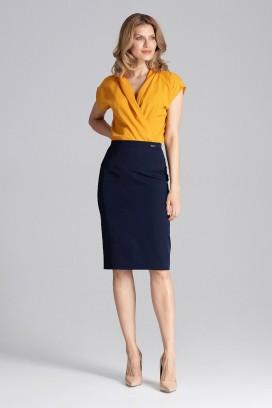 Klasická sukňa model 129745 fl