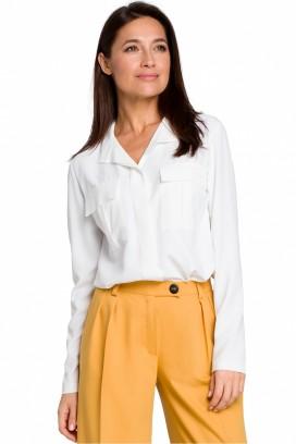 Košeľa s dlhým rukávom model 130458 sE