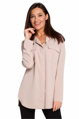 Košeľa s dlhým rukávom model 130459 sE