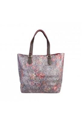 SKLADOM Kvetinková kabelka zn. Sisley - veľká