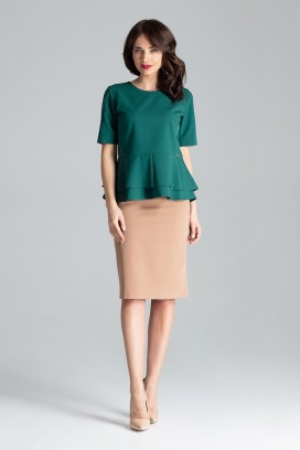 Klasická sukňa model 130966 lf