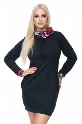 šaty model 132619 pB